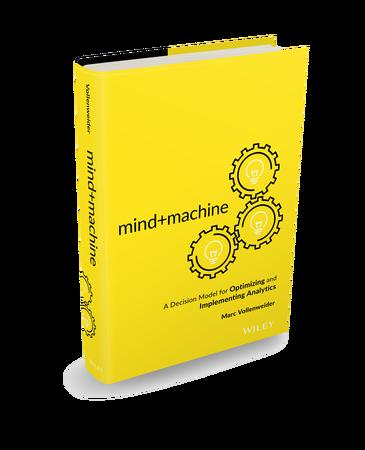 Mind+Machine - Demistifying Data Analytics by Marc Vollenweider