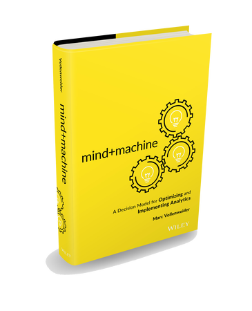 Mind+Machine - Demistifying Data Analytics by Marc Vollenweider